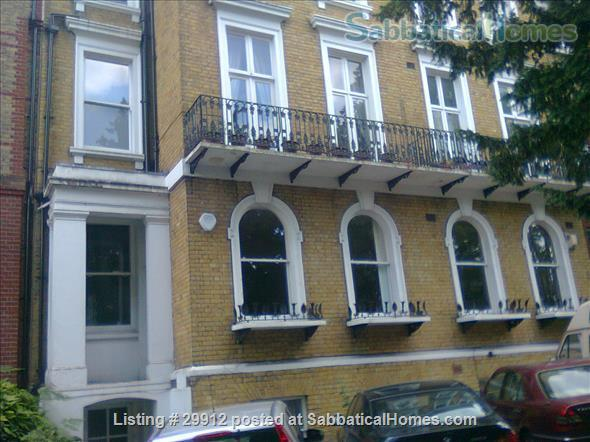 Pretty bijou 1 bed flat Home Rental in London, England, United Kingdom 0